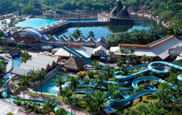 SUNWAY LAGOON TOURS PACKAGE